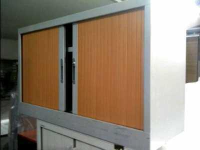 rehausse armoire de bureau d 39 occasion. Black Bedroom Furniture Sets. Home Design Ideas