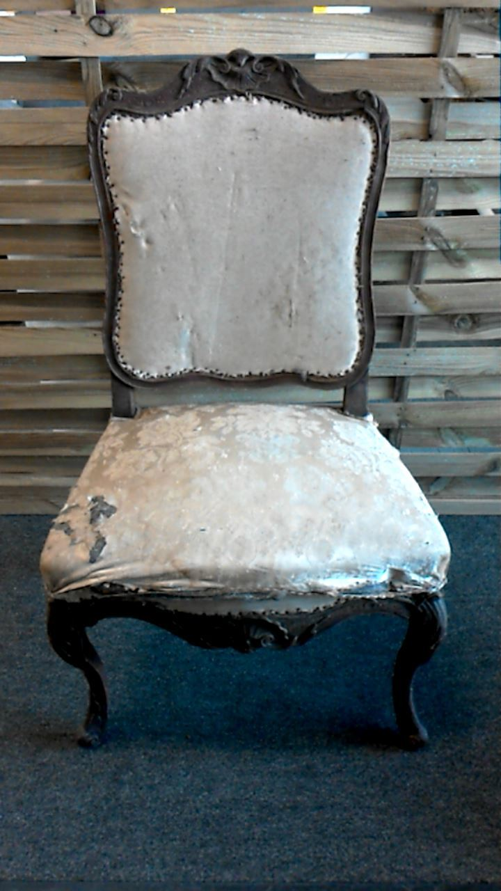 Chaise louis xv regence xvii d 39 occasion - Chaise louis xv occasion ...
