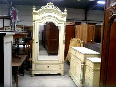 bonnetiere st nap iii d 39 occasion. Black Bedroom Furniture Sets. Home Design Ideas